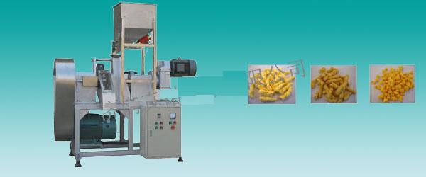 Rotary Head Cheetos Extruder