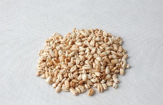 Puffed Wheat snack Process line